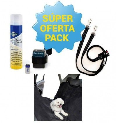 PACK ANTILADRIDOS SPRAY BASIC
