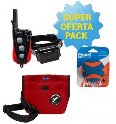 PACK ADIESTRAMIENTO DOGTRA IQ PLUS+DUO