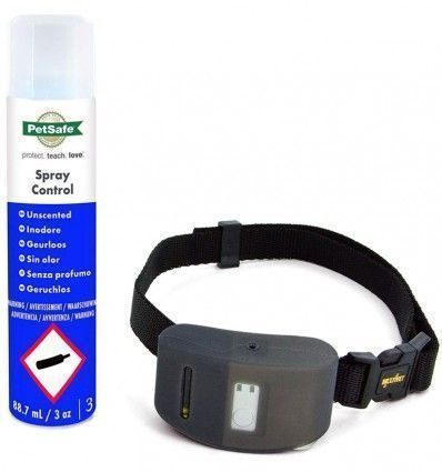 COLLAR ANTILADRIDOS PETSAFE SPRAY SBC10